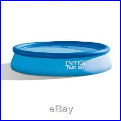 12ft x 30 Intex Easy Set Inflatable Swim Pool & Filter Pump CANNOT SHIP TO CA