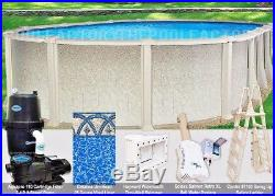Low Price Above-Ground Pools » Blog Archive » 15×26 Oval 54 ...