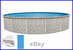 18'x33'x52 Oval MEADOWS Above Ground Swimming Pool & Liner Kit-30 Year Warranty
