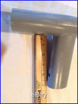 Above Ground Swimming Pool T-fitting Summer Escapes Metal Pro Frame 16x48 Parts
