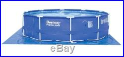 Bestway 15' x 48 Steel Pro Frame Above Ground Swimming Pool 12752