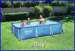 Bestway 56498E Steel Pro Above Ground Pool, 118 x 79 x 26 Easy to assemble