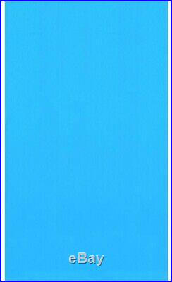 Blue Wave Martinique 12 ft. X 24 ft. Oval x 52 in. Metal Wall Above Ground Pool