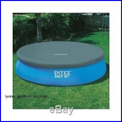 Easy Set Swimming Pool Round Frame Above Ground Filter Pump Intex 18' x 48
