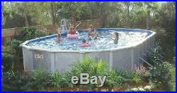 Embassy Valley Stone 52 Wall Height Above Ground Swimming Pool Choose Size