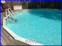 For Sale 27' above ground swimming pool