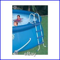 INTEX 15' x 42 Easy Set Pool Complete Kit with 1000 GPH Filter Pump Open Box