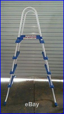 INTEX ABOVE GROUND SWIMMING POOL LADDER ULTRA FRAME 48 COMPLETE