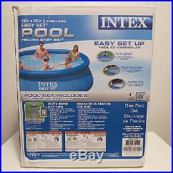 Intex 12' x 36 Easy Set Swimming Pool with Filter Pump NEW In Box
