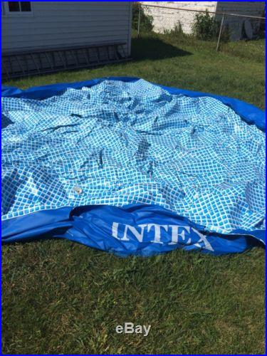 Low Price Above Ground Pools Blog Archive Intex 15 Ft X 48 Metal Frame Pool