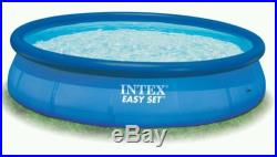 Intex 15' x 30 Easy Set Above Ground Inflatable Swimming Pool only
