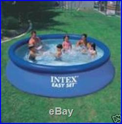 Intex 15' x 36 Easy Set Above Ground Inflatable Swimming Pool