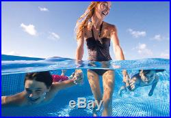 Intex 15' x 36 Easy Set Above Ground Inflatable Swimming Pool 28160EH
