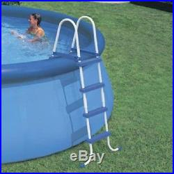 Intex 18' x 48 Easy Set Swimming Pool Round Frame Above Ground Filter Pump NEW
