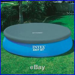 Intex 18' x 48 Easy Set Swimming Pool above ground family fun free shipping