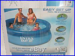 Intex 8' x 30 Easy Set Inflatable Above Ground Swimming Pool