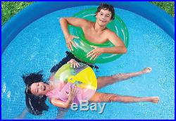 Intex 8' x 30 Easy Set Inflatable Swimming Pool with 330 GPH Filter Pump