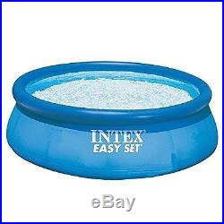 Intex Above Ground Swimming Pool Easy Set W Filter Pump Included 12ft x 30in