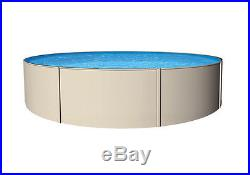 NEW Blue Wave Steel Wall Above Ground Swimming Pool Package, Pump, Filter, Liner