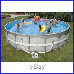 New in Box Intex 18' x 48 ultra frame above ground swimming pool