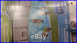 Pro Series 26 FT x 52 In Frame Pool