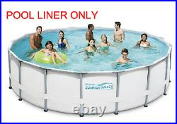 Replacement Liner for 16' x 48 Elite Frame Pools by Summer Waves P40016481099
