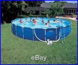 Summer Escapes Swimming Pool Above Ground 24ft by 52