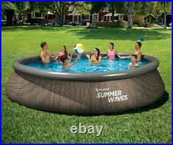 Summer Waves 16' x 42 Pool with Filter Pump and Ladder IN HAND SHIPS NEXT DAY