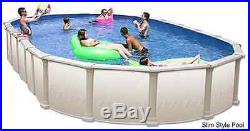 The Paragon 18'x33'x52 Swimming Pool with Liner & Skimmer